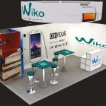 Stands complet